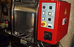 machine used for metal grinding