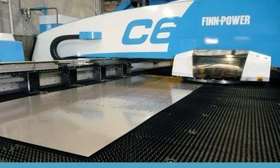 finn power cnc machine