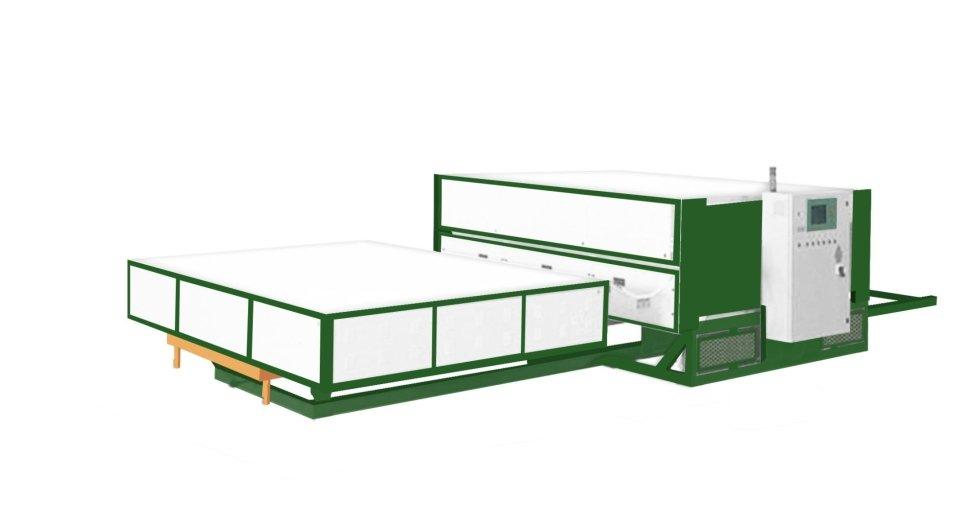 forno industriale modello EVO-NS