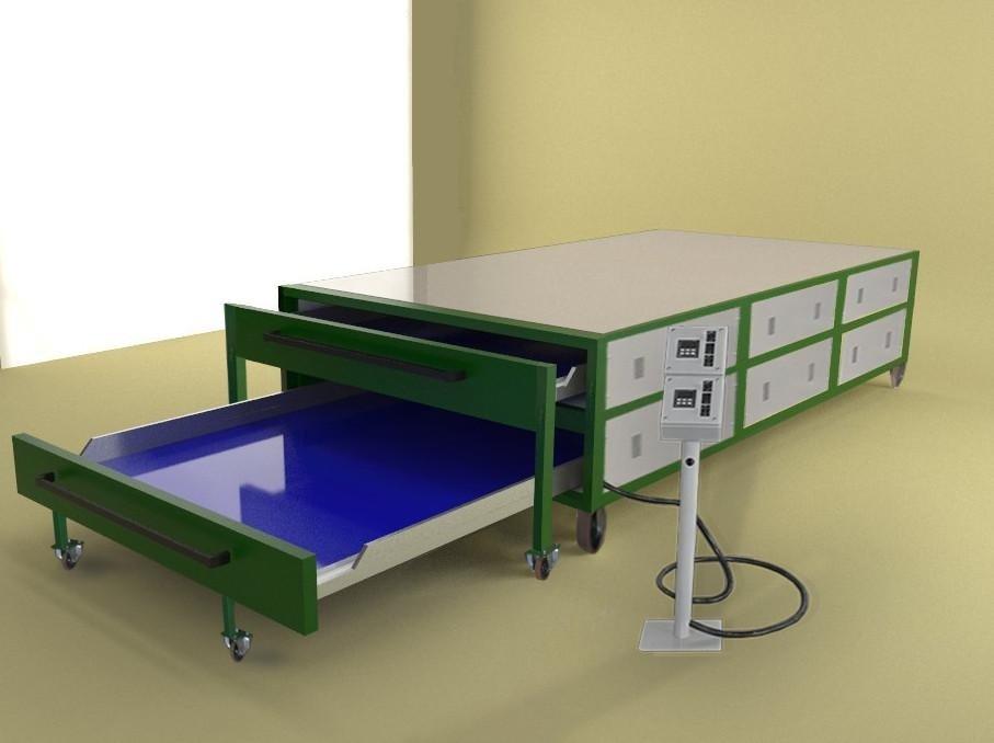 forno industriale modello EVO-LMD