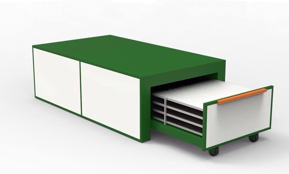 forno industriale modello EVO-LB