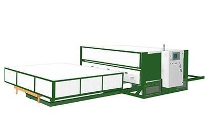 forno per curvatura vetro modello EVO-NS