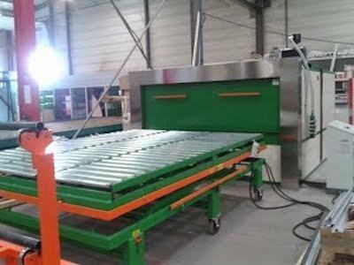 forno industriale mmodello EVO-LNA