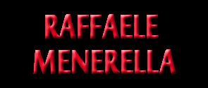 RAFFAELE MENERELLA