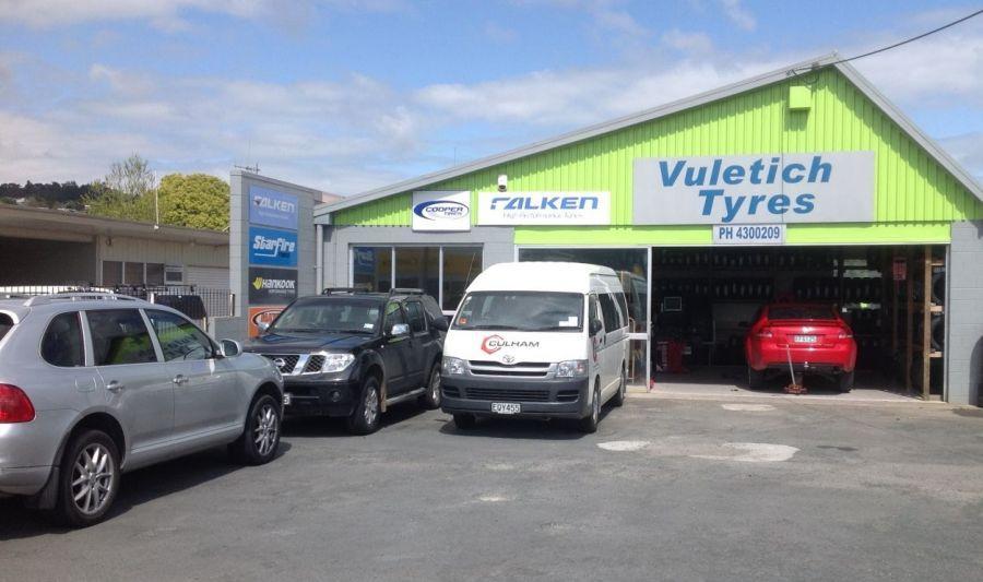 A Northland, Whangarei car tyres store