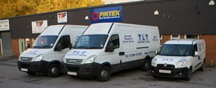 Hauliers - London - Tlt Transport Ltd - Vehicle tracking