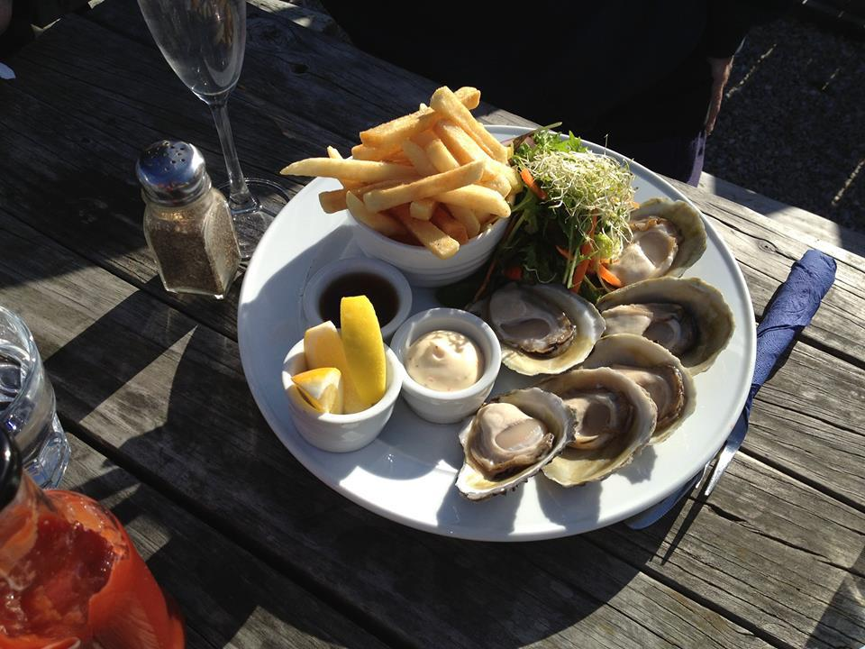 Seafood in Nelson