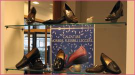 calzature confortevoli, prodotti ortopedici