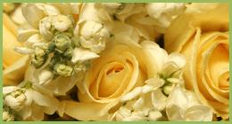 bouquet da sposa, allestimenti floreali