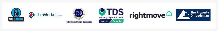 safeagent, onthemarket, FSB, NALS licensed, TDS, rightmove, The Property Ombudsman