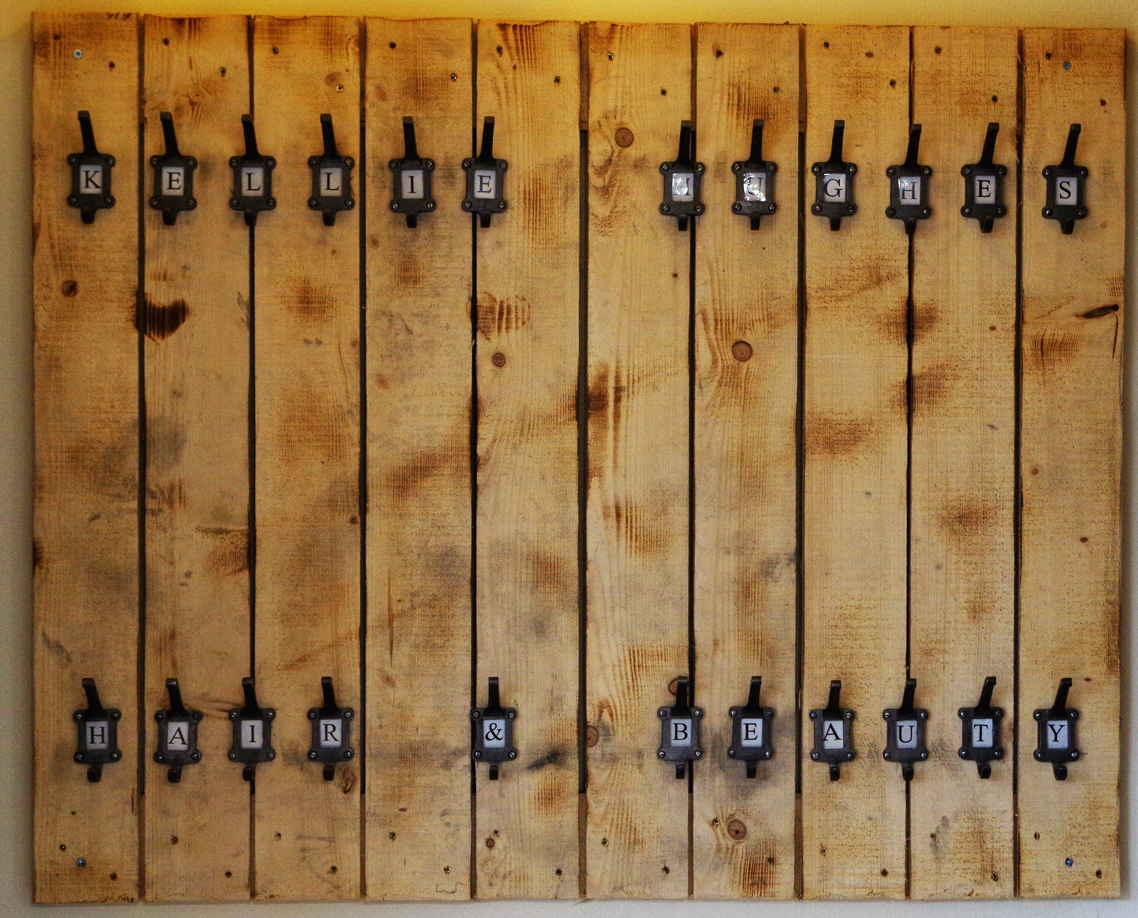 hanger slots