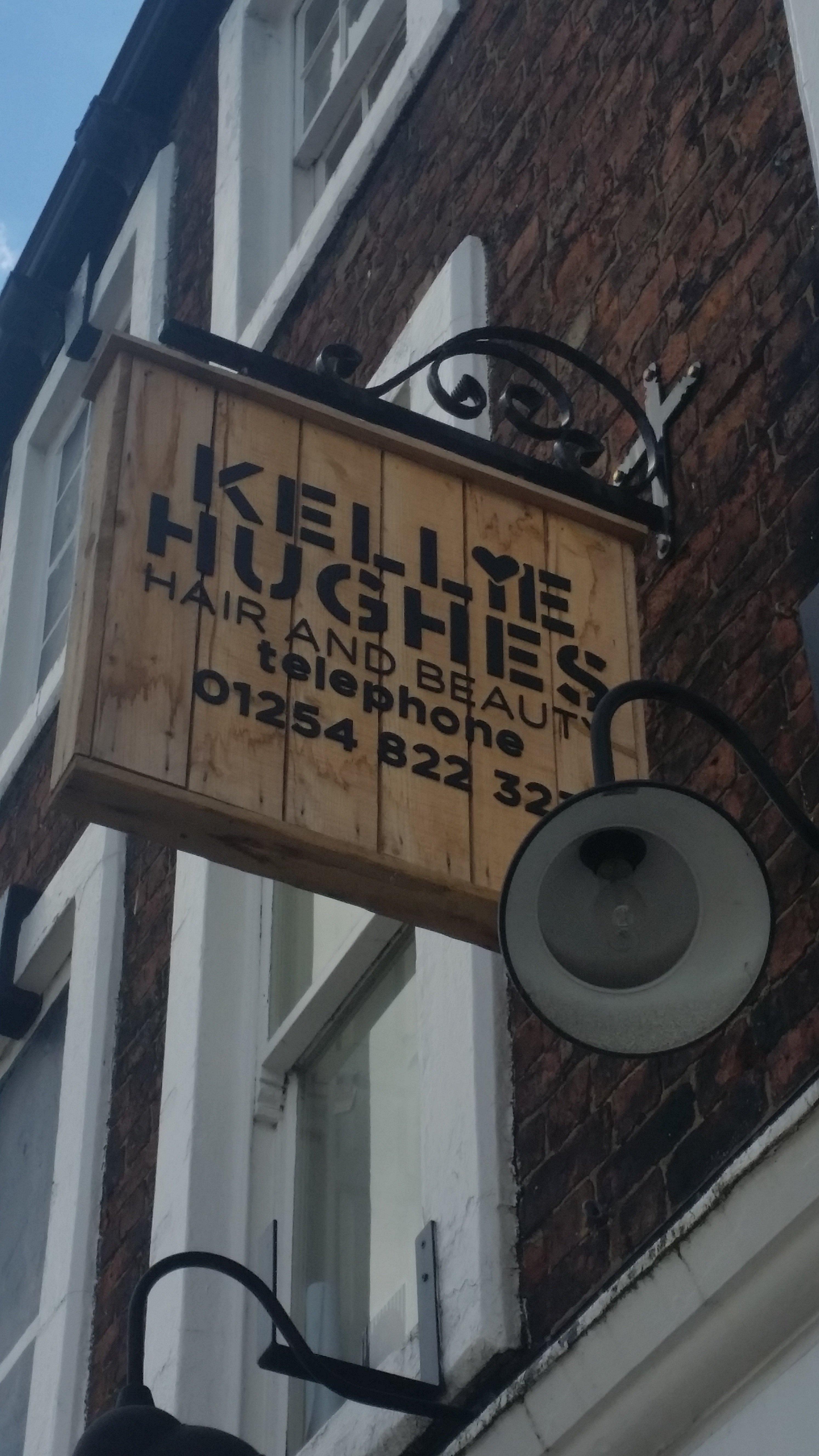 KELLYE HUGHES board