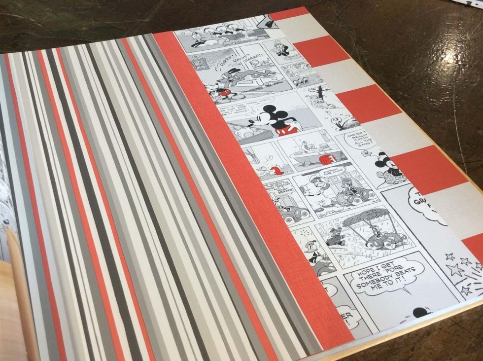 vendita carte da parati roma