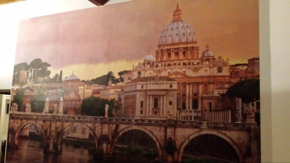 carte da parati roma