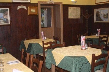 Pizzeria sala fumatori