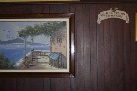Sala fumatori