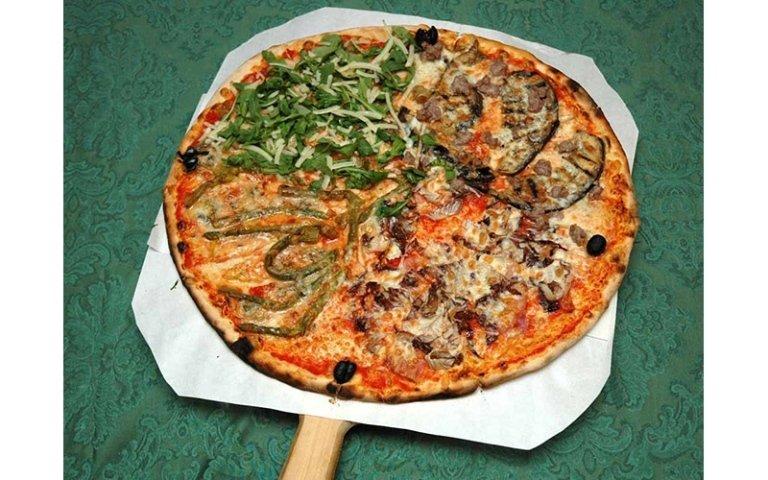 Pizza Montebianco