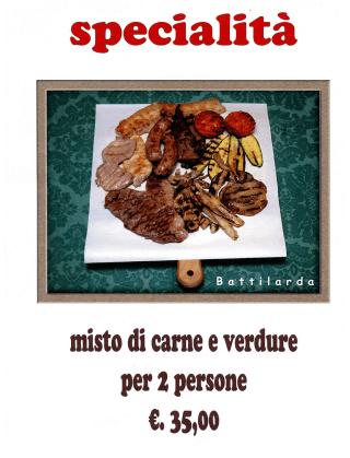 misto carne e verdure
