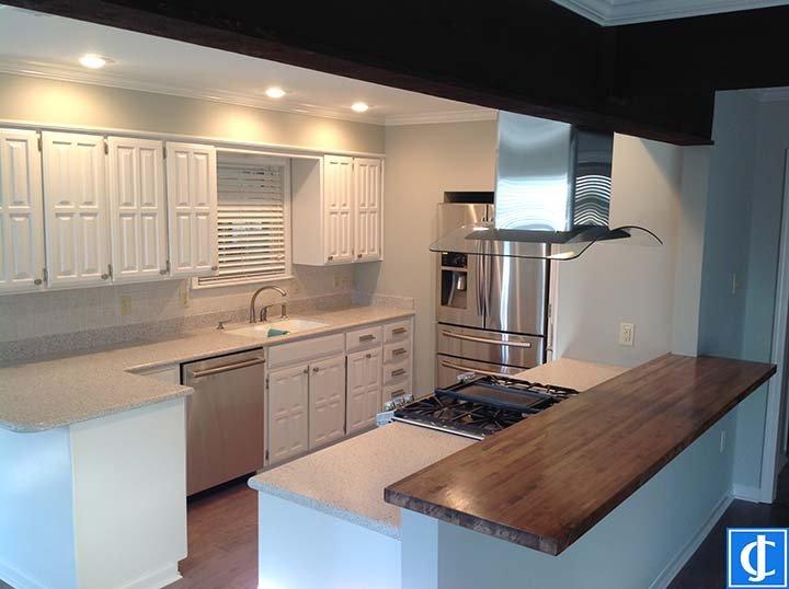 NLR home kitchen (after)