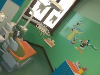 ortodonzia infantile cantu