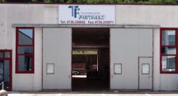 trasformazione metalli Ascoli Piceno, tf metalli