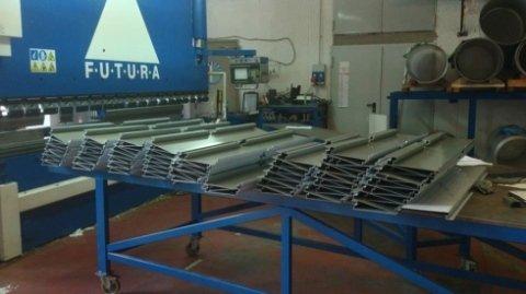 lavorazione lamiere Ascoli Piceno