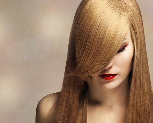 glow joondalup golden shining hair style