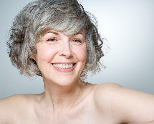 glow joondalup elderly woman hair style
