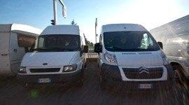 noleggio furgoni per trasporto privato