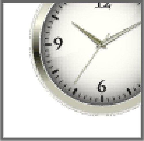 un orologio da muro