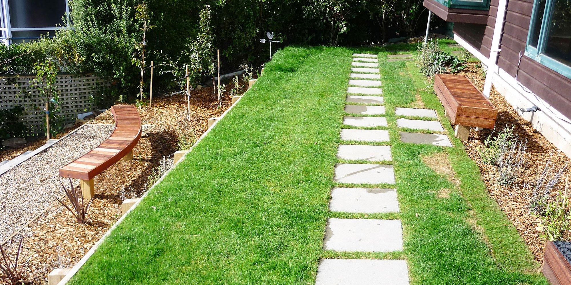 L j landscape contractors landscaping christchurch for Landscaping chch
