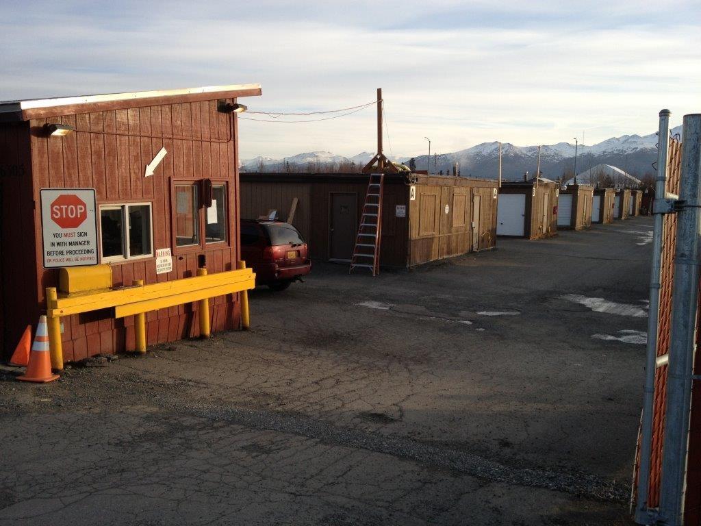 Heated storage units in Anchorage, AK