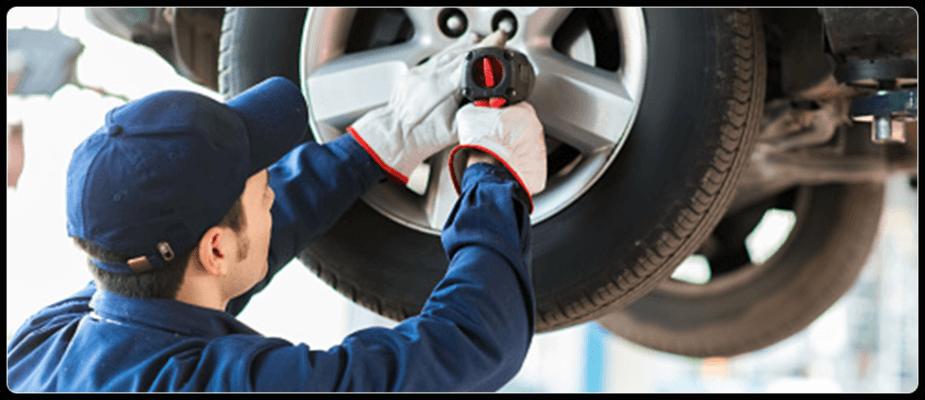 Sostituzione e montaggio pneumatici Bolzano
