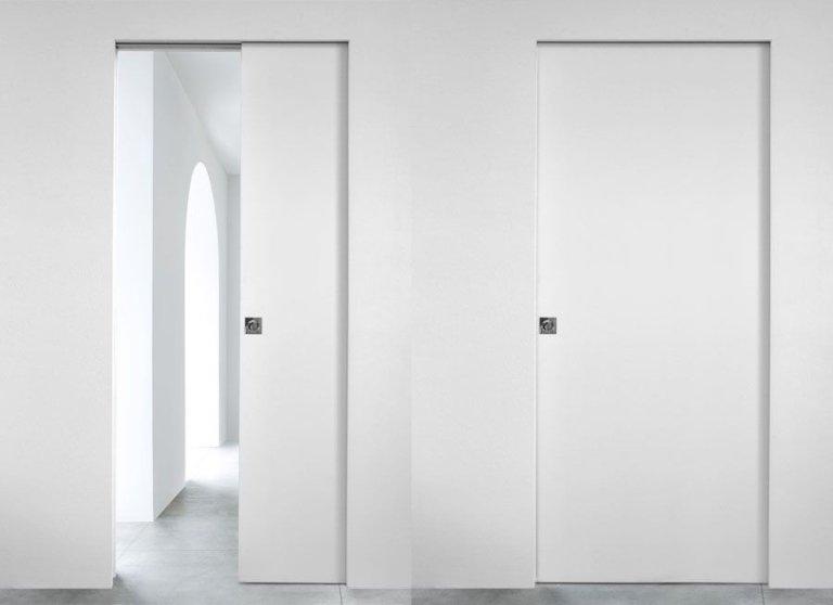 Porta bianca Bordoni