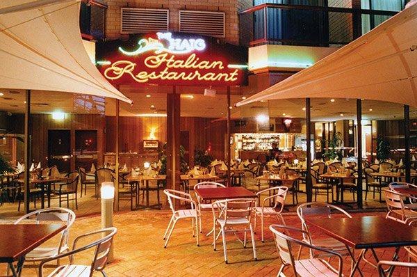 The Haig Italian Restaurant in Canberra