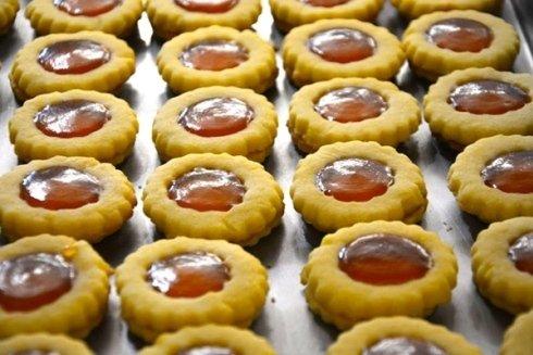 pasticcini marmellata