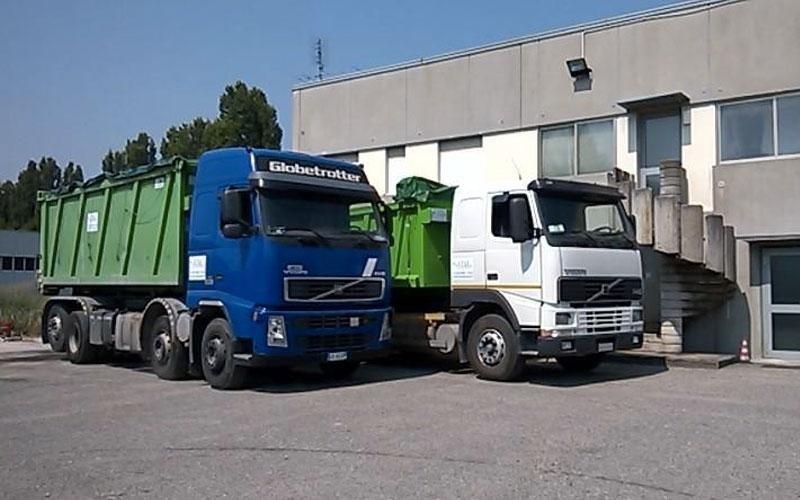 Trasporto rifiuti