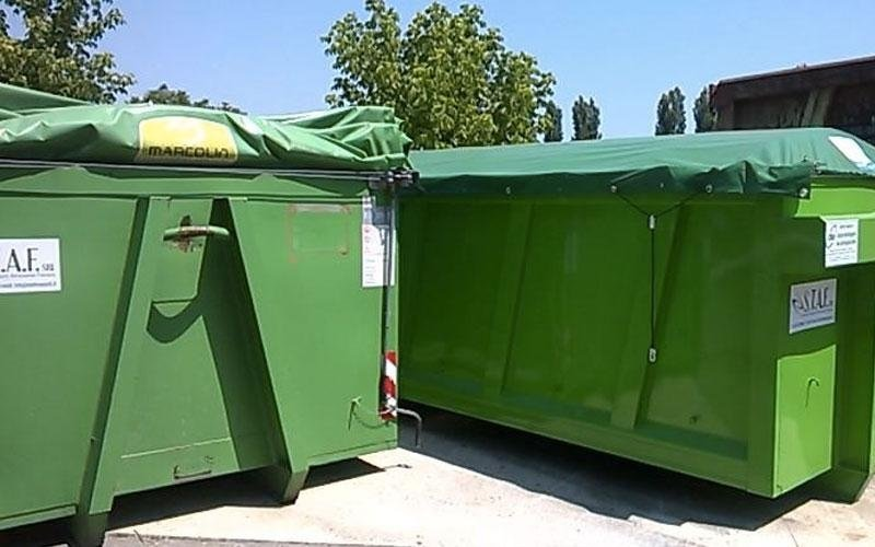 Recupero rifiuti plastica