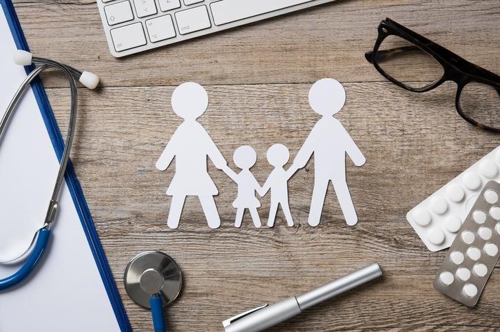 terapia della famiglia