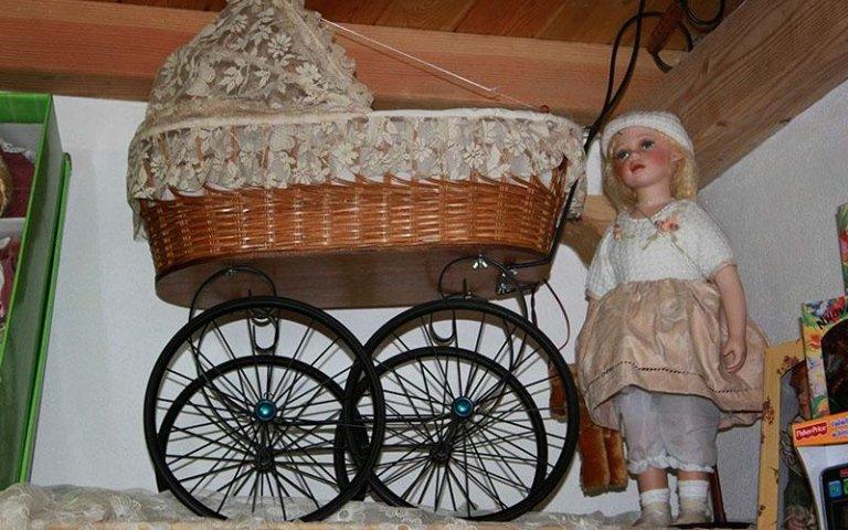 Negozio di giocattoli Aosta