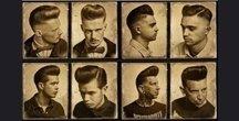 parrucchiere vintage