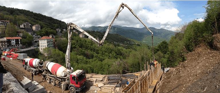ricostruzione monastero Lanzo