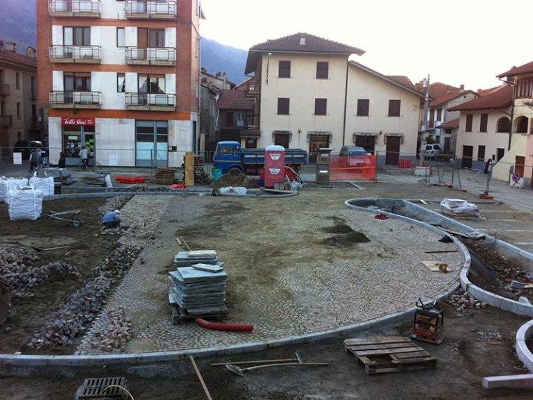 Piazzale Sant'Antonio Susa