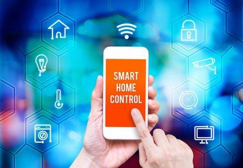 smartphone con controllo remoto antifurto