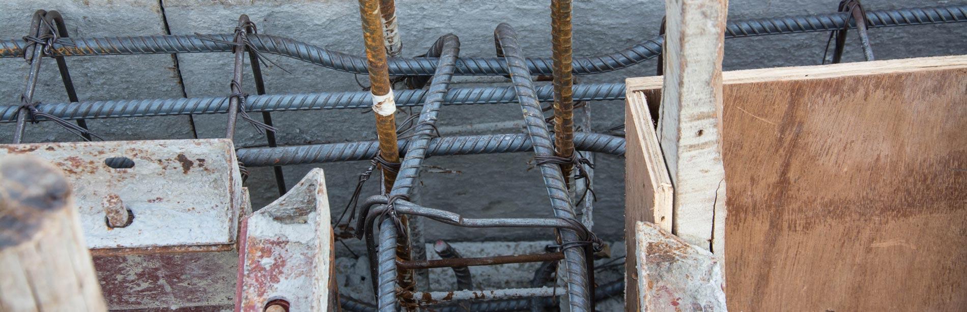 Wire foundation