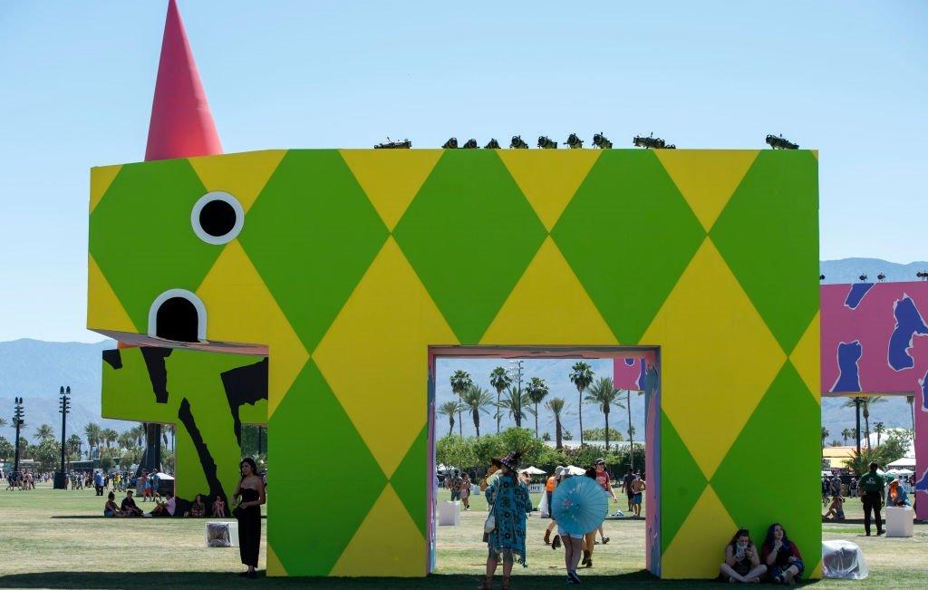 art at coachella 2017, public art