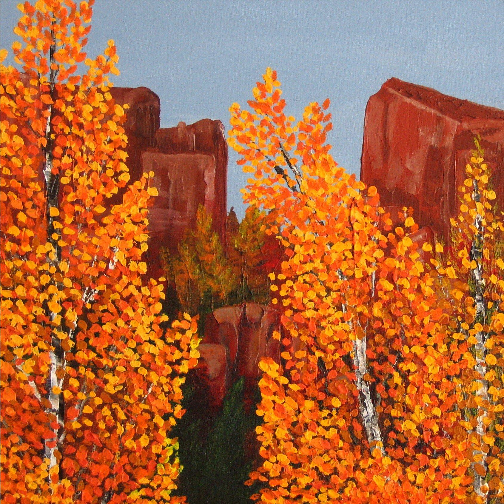 Southwest in Autumn