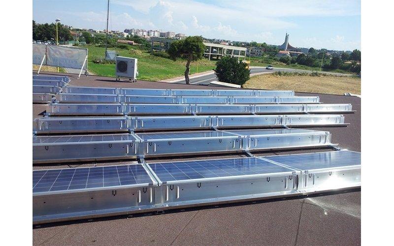 pannelli fotovoltaici al riscaldamento