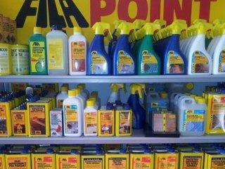 articoli professionali per la pulizia