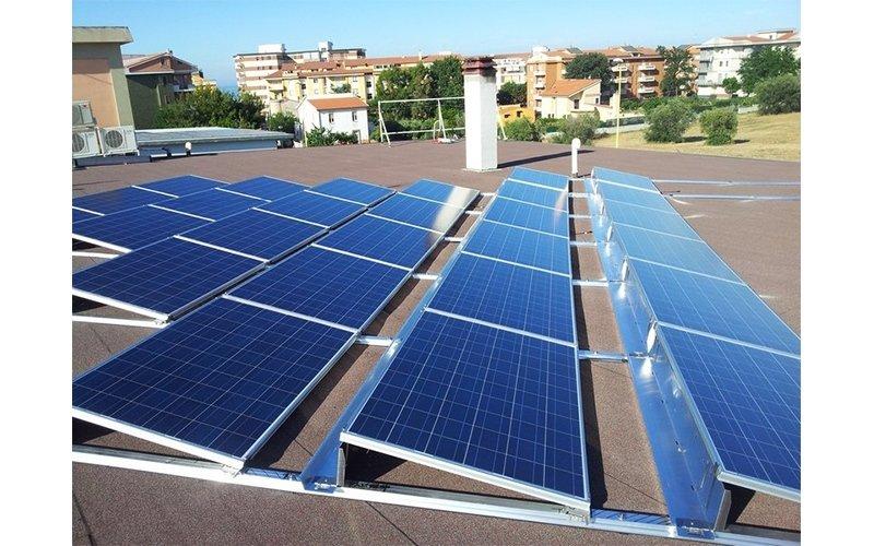 safa 1 pannelli solari